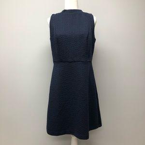 Loft Navy Dress